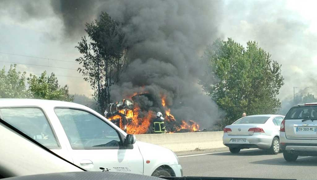 incendie-a31-camion-paille-metz-today