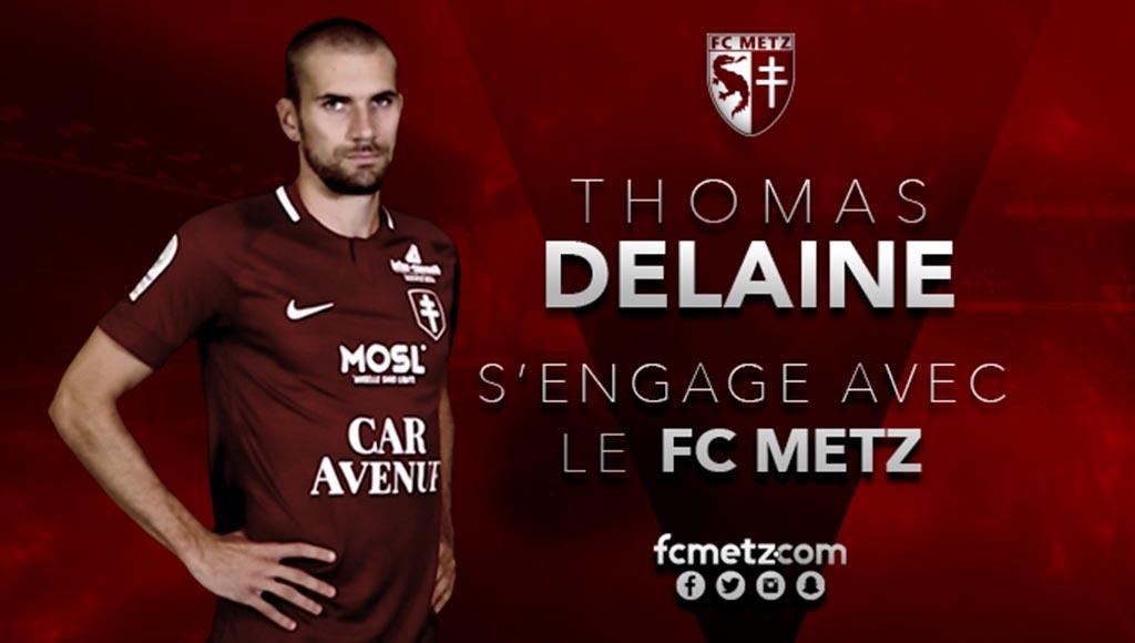 football-thomas-delaine-mercato-metz-today