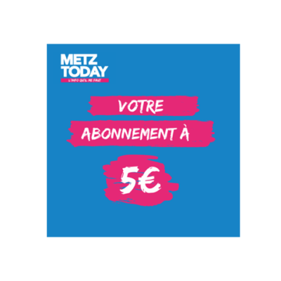 abonnement mensuel Metz Today