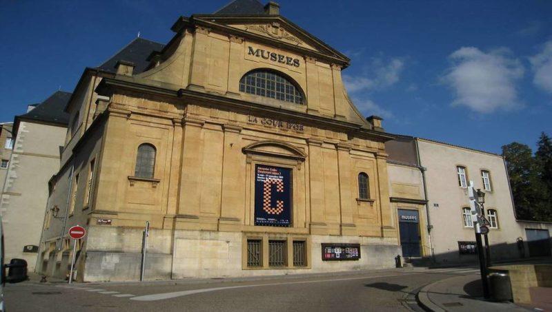 Musée Cour d'Or Gratuit